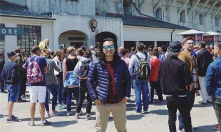 The Alcatraz Tour #etsftrip201…