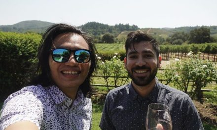 The wine country selfie. Featu…