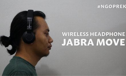 WIreless Headphone Jabra Move | #NGOPREK 02