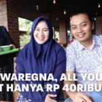 Sha-Waregna, All You Can Eat Hanya Rp 40ribuan | Eps. 21