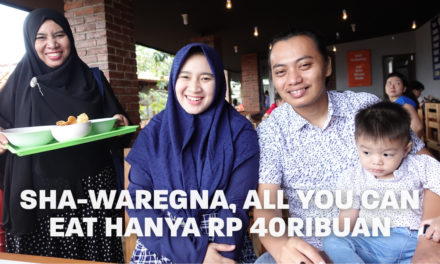 Sha-Waregna, All You Can Eat Hanya Rp 40ribuan | Eps. 21