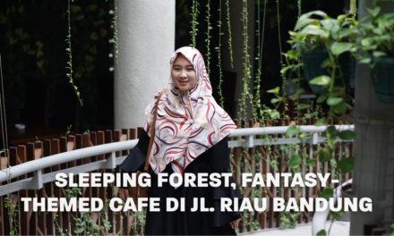 Sleeping Forest Bandung | Eps. 23