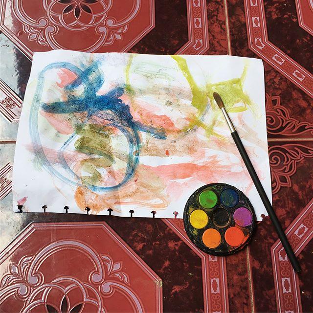 A) hasil akhir B) proses kreat…
