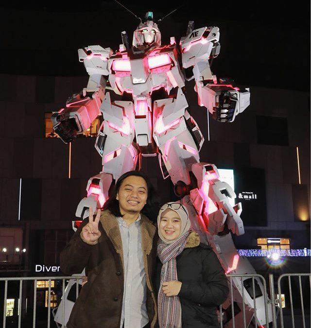 The relatively new Gundam Unic…