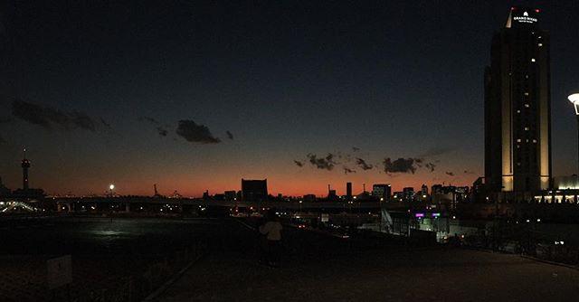 Tokyo light fades away #fikriz…