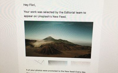 I made it to the @unsplash's…