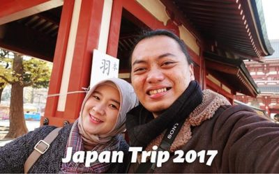 Vlog of our last trip to Japan…