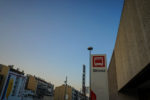 Girona bus stop