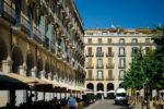 The Girona Plaza
